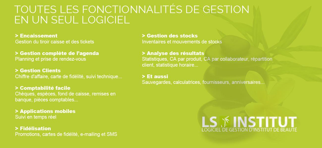 ls institut - logiciel institut de beaut u00e9 et spas
